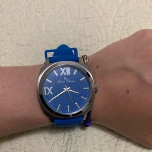Lucien Piccard watches new